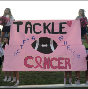 Timber Creek High School Breast Cancer Event